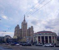 Выездной шиномонтаж Краснопресненская