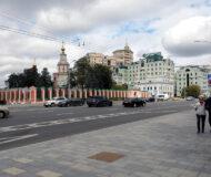 Выездной шиномонтаж Якиманка