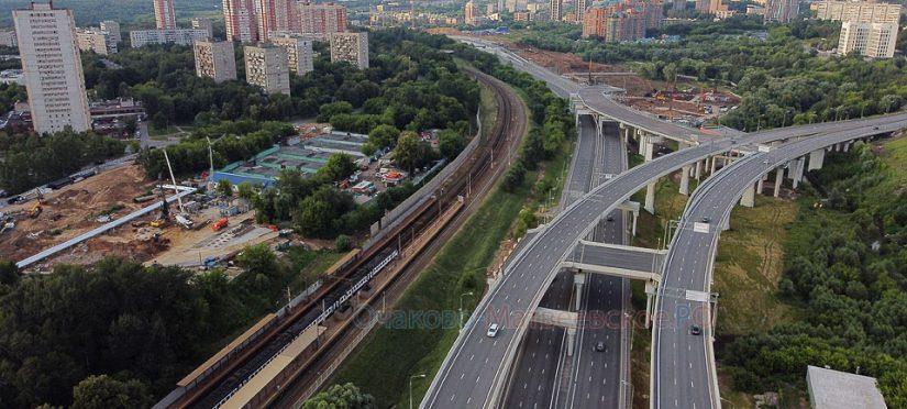 Выездной шиномонтаж Очаково-Матвеевское